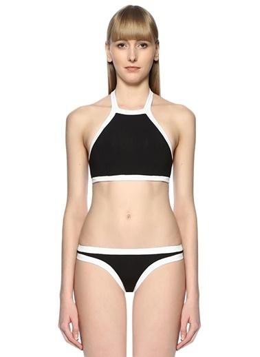Seafolly Bikini Üst Siyah